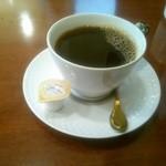 川崎壹番館 - ホットコーヒー。懐かしい味と香り。