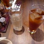 ロア - 烏龍茶