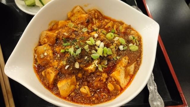 リトル成都 - リアル麻婆豆腐