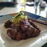 泉パークタウンゴルフ倶楽部 レストラン - 料理写真:牛タン塩焼き