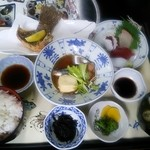 中久亭 - 料理写真:日替わり定食 990円(込)