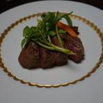 Nishimurayahonkan - 但馬牛フィレ肉のステーキ