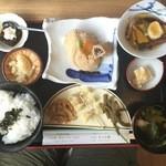 さんフィールド - 料理写真:絶品福ゆば!ゆばの御膳1,800円
