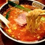 支那麺 はしご - 担担麺(だんだんめん)