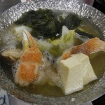 不老ふ死温泉 - 海鮮鍋