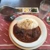 パパス - 料理写真:チキンカレー辛さ10番、900円です。