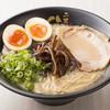 Akihabararamengekijouramenjinambou - 料理写真:半熟煮玉子らーめん