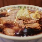 ニュー オールド スタイル 肉そば けいすけ - 肉そば醤油☆