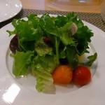 ピアットキタミ - Bセットのサラダ