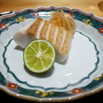 豪龍久保 - 真魚鰹焼