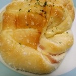 ハースブラウン - 料理写真:ハムチーズロール