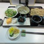 和おー! - 料理写真:そばランチ低極(そば大盛り)2016.04.14