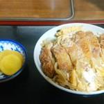 サクラヤ食堂 - 料理写真:カツ丼600円