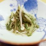 日本料理 銀座 大野 - 小鉢