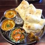 インド料理 ムンバイ パレス - Cセット(970円)