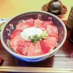 日本料理 銀座 大野 - 本マグロ爆弾セット