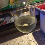 エスパーニャバル・ハポロコ - 2016.4. 白グラス