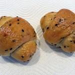 パンの音 - ごましおパン 100円