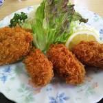 Tomoshige - カキフライアップ