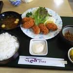 Tomoshige - カキフライ定食