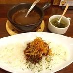 Cray pod curry Ohmiya Seiuemon - 自家製欧風とろとろ牛バラカレー