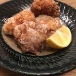 ネマルカフェ - 塩麹からあげ定食