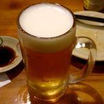 晴れ曇 なごみの家 - ビール