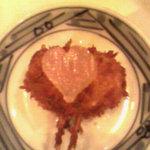 うえしま - 牛肉の上にハートの生姜