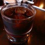 グリルミヤコ - アイスコーヒー