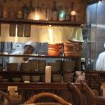 ネイチャータンドール - オープンキッチン