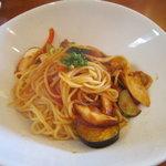 4980581 - 野菜いろいろトマトソース