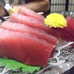 和食、日本料理「南房」 - 鮪盛合せ