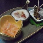 和食、日本料理「南房」 - お通し