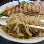 赤シャモジ - 麺(2016.04)