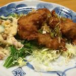 濱藤 - 鳥の唐揚げネギソース