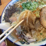 麺屋 はやさか - 麺UP