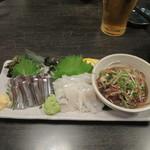 エビス - 九州鮮魚3点盛