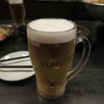 エビス - エビス樽生ビール