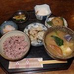 富久屋 - 料理写真:んむわかしー定食