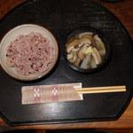 富久屋 - いなむどぅち汁と赤飯