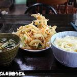 馬荷亭 よし - 肉汁うどん(小)