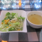 BOSCO-iL-CHIANTI - サラダとスープ
