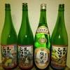新潟銘酒館 - ドリンク写真:最近の朝日山のお酒です