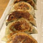 らー麺 舷 - 餃子 ¥350