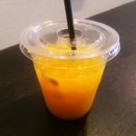 49807728 - コールドプレスジュース オレンジ