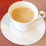 Cafe T - サービス(無料) のコーヒー