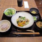 キャトルセゾン旬 - お昼ごはん850円 ご飯お代わり自由