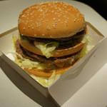 マクドナルド - 料理写真:比較品置き忘れた(´・ω・`)