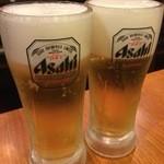 いちまる - 生ビール