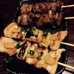 炭火居酒屋 炎 澄川駅前店 - とっても美味しい赤もつ